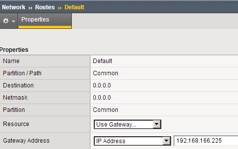 Configuring BIG-IP LTM