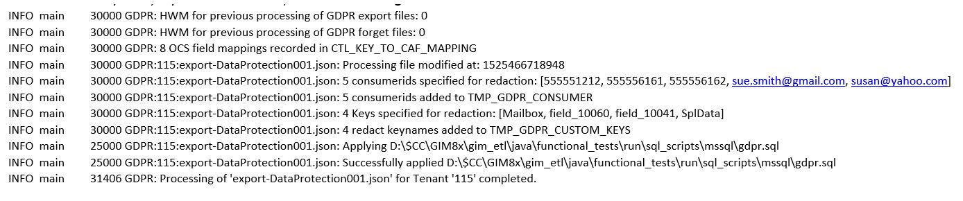 Documentation System Sdg Gdpr Gim 8 5 X Genesys