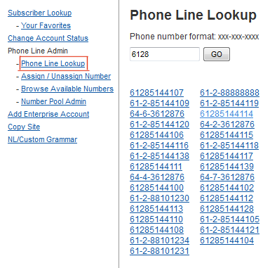 Lookup A Number >> Phone Number Search Phone Number Search Phone Number