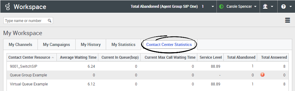 WWE 852 Contact Center Statistics Tab.png